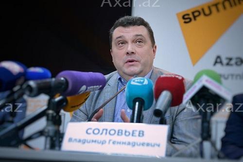 Соловьев: приглашение Алиева стало для нас неожиданностью