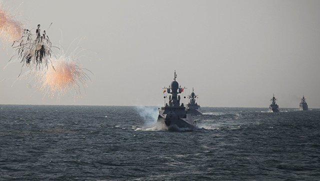 В Саудовской Аравии начались морские учения