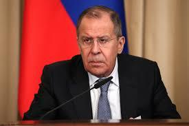 Coronavirus ban on Russia from the West - Lavrov