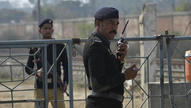 Нападение на КПП полиции в Пакистане: 7 погибших