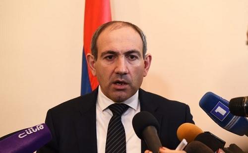 Paşinyan verdiyi sözü yerinə yetirmədi - Karapetyan