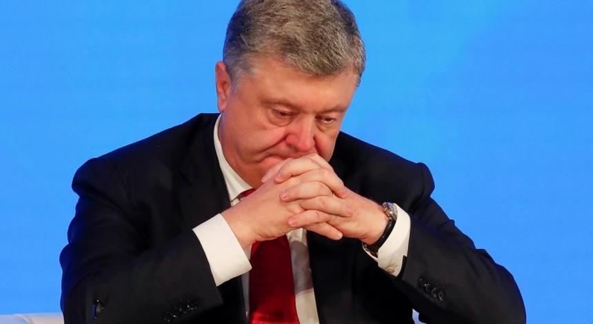 Порошенко обвинили в краже кредита МВФ