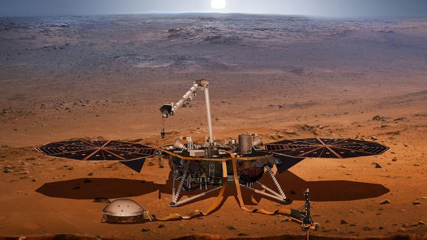 NASA helicopter will fly to Mars on this date