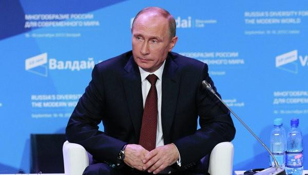 Putin: I did not want to be a president