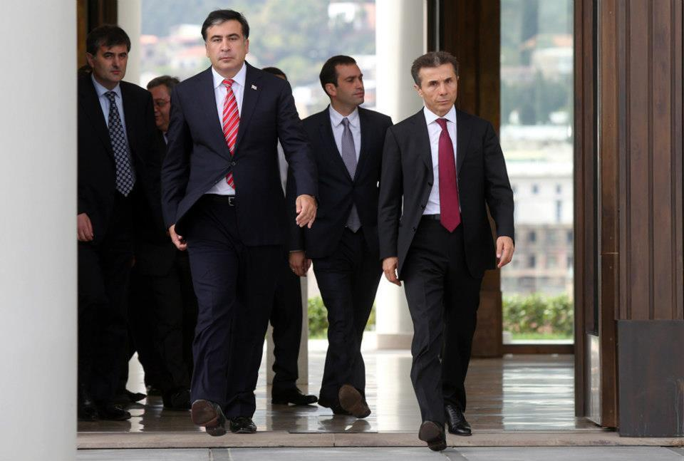 Saakaşvilinin adamına rəsmi ittiham irəli sürüldü
