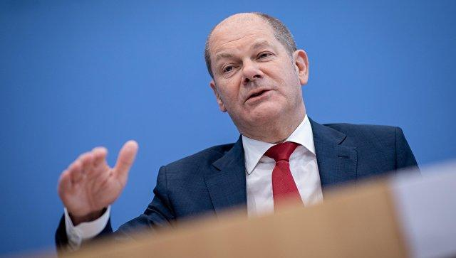 Scholz turns Merkel's party into the opposition