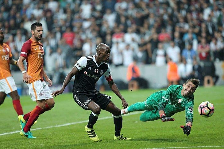 """""""Beşiktaş"""" - """"Qalatasaray"""" matçı başa çatdı"""