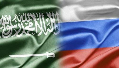 Russia and Saudi Arabia sign oil-producing co-op