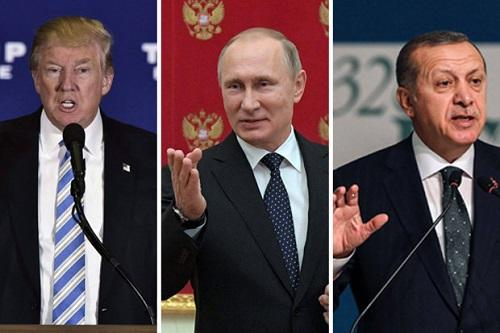 Putin's message to Erdogan is more constructive