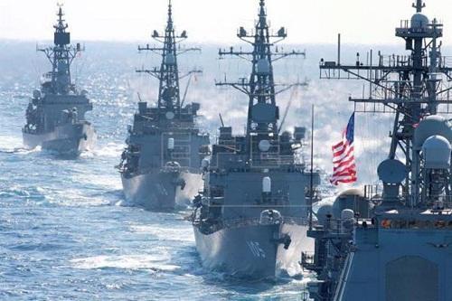 ABŞ-dan əməliyyat təhdidi: Donanmamız hazırdır