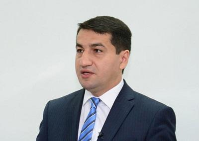 Hikmet Hajiyev visits NATO headquarters