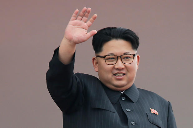 Kim Jong-un hopes to discuss Korean settlement issue