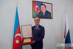 Всемирно известный хирург в Баку