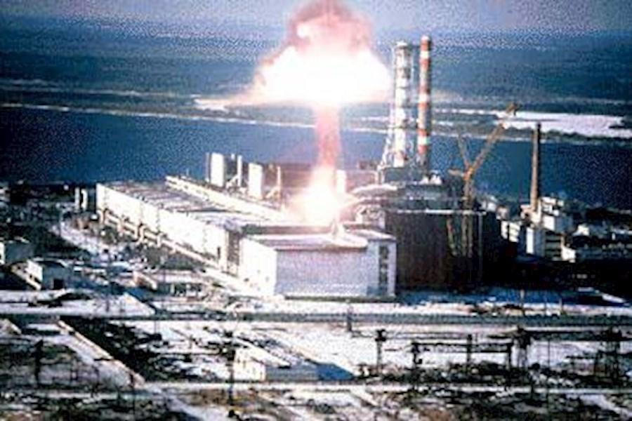 Доклад разведки об аварии в Чернобыле рассекретили в США