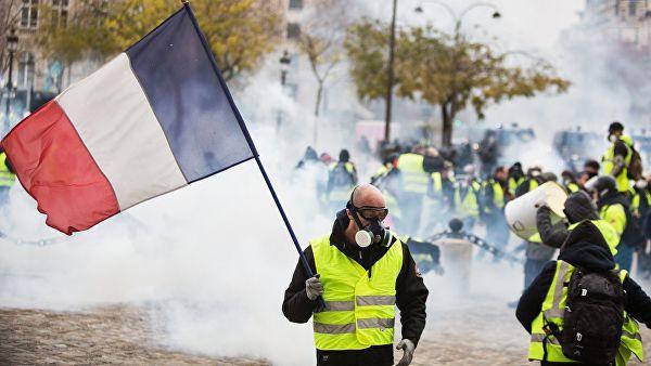 Протесты во Франции продолжатся