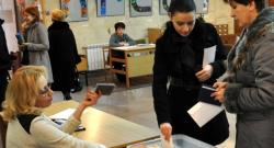 Problems arose in polling stations in Armenia