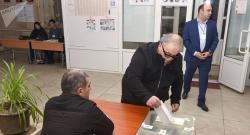 Snap parliamentary elections are held in Armenia