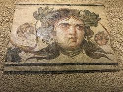 Missing mosaic pieces returned to Turkey -