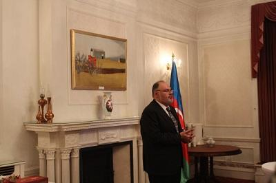 National leader Heydar Aliyev commemorated in London -