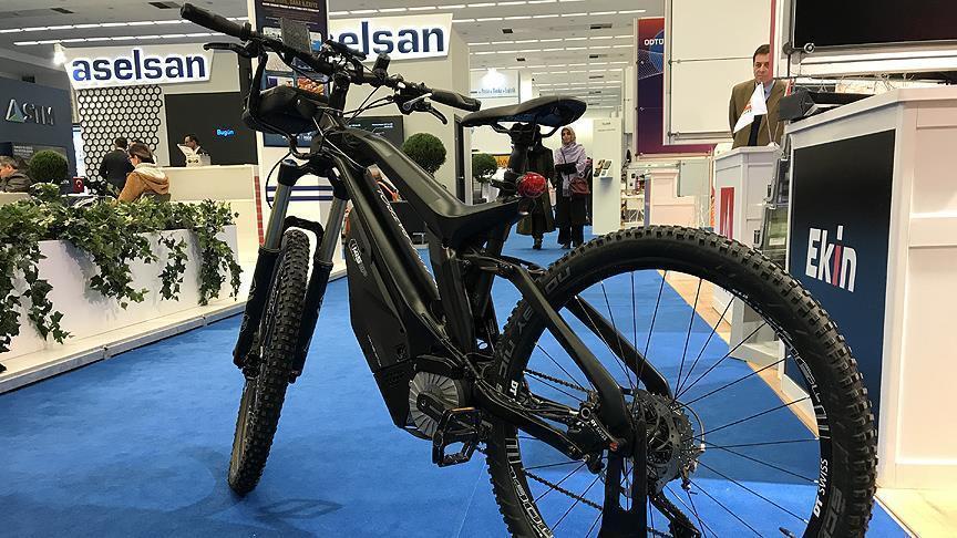 Турецкие умные велосипеды осваивают Европу