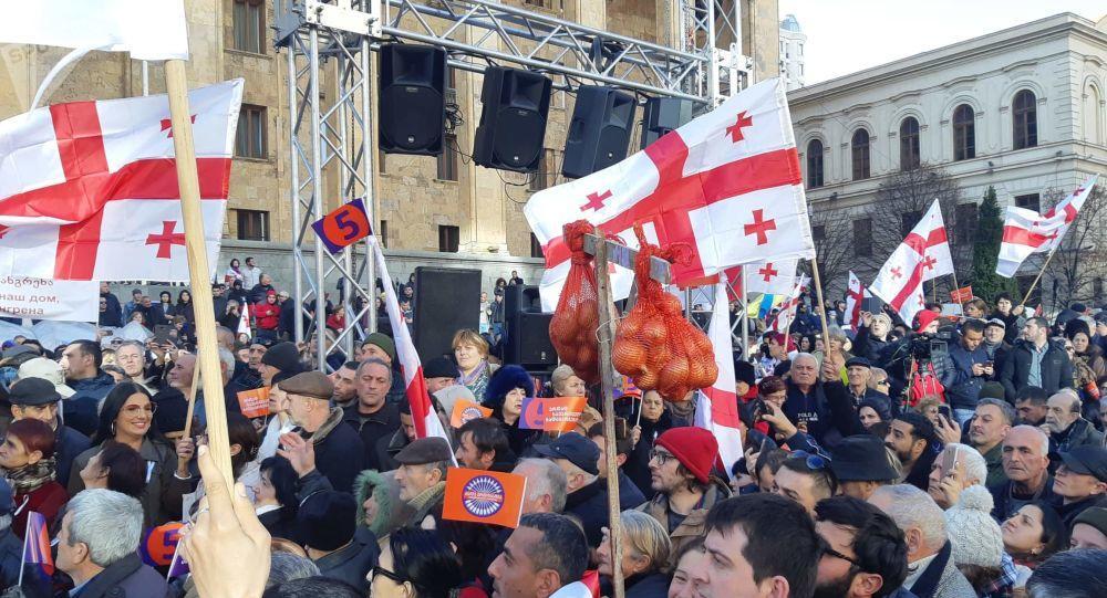 Возможна ли в Грузии новая революция?