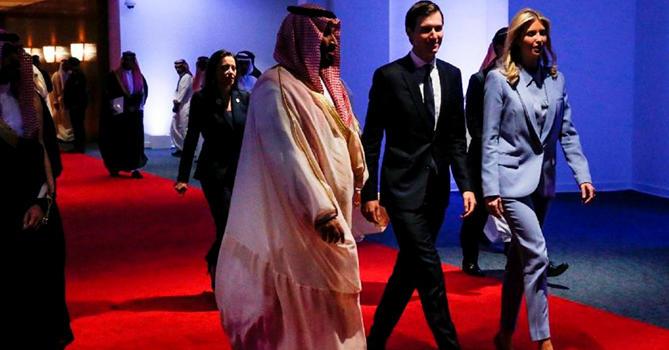 Как зять Трампа принца Салмана спасал