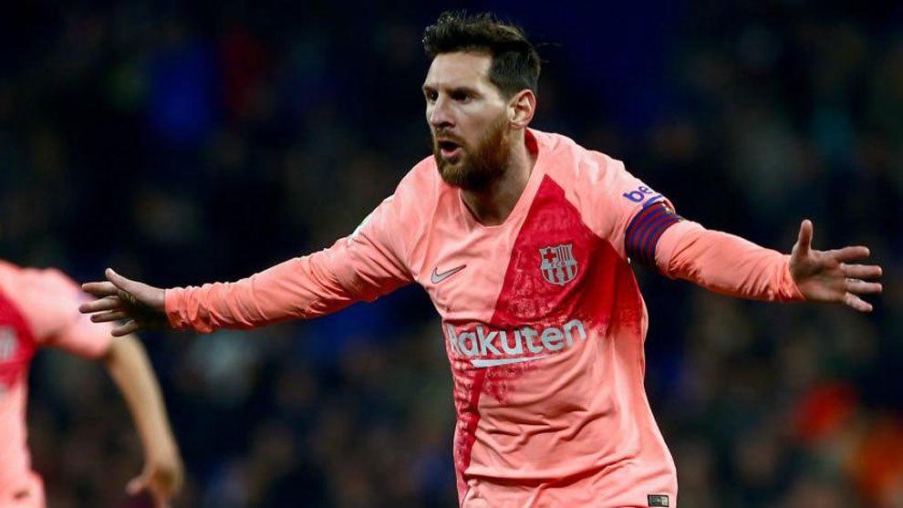 Messi yenə ən yaxşı idmançı seçildi