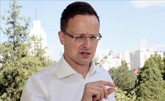 Top Hungarian diplomat to visit Russia December 13