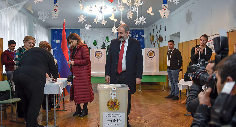 Ermənistanda səslərin 94%-i hesablandı - Nəticə