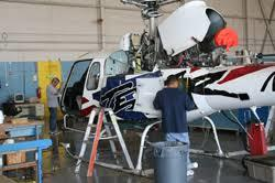 Russia opens helicopter repair center in Peru
