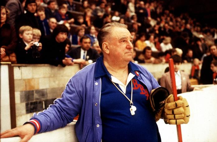 100 years since the birth of Anatoly Tarasov -