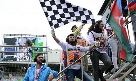 FIA approves schedule for Azerbaijan Grand Prix