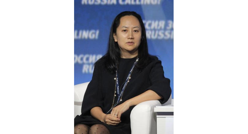 China slams treatment of Huawei executive held in Canada
