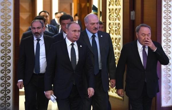 Назначение генсека ОДКБ: Минск торопится, Россия не спешит