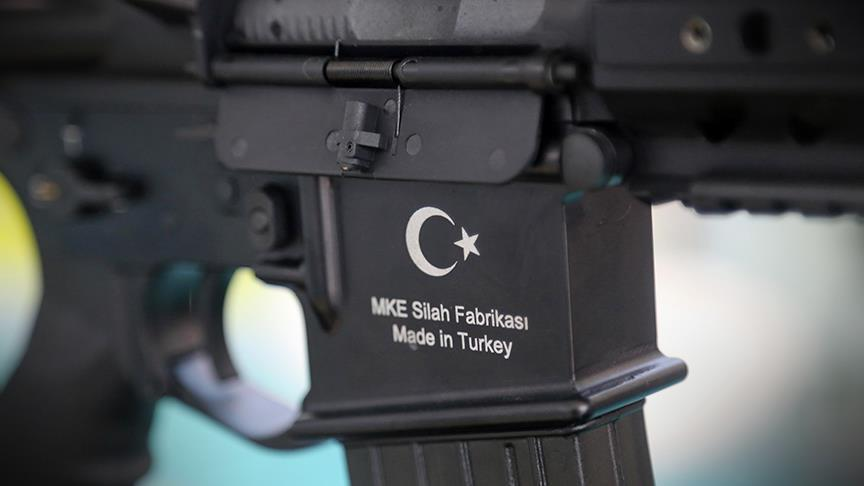 Турция наращивает экспорт оружия