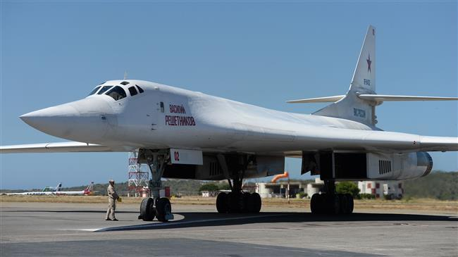 Two Russian nuclear-capable bombers in Venezuela