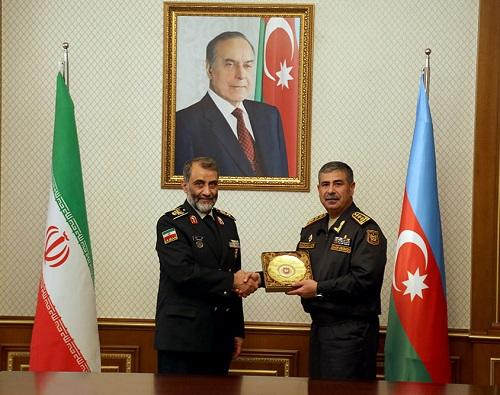 Iran supports the territorial integrity of Azerbaijan