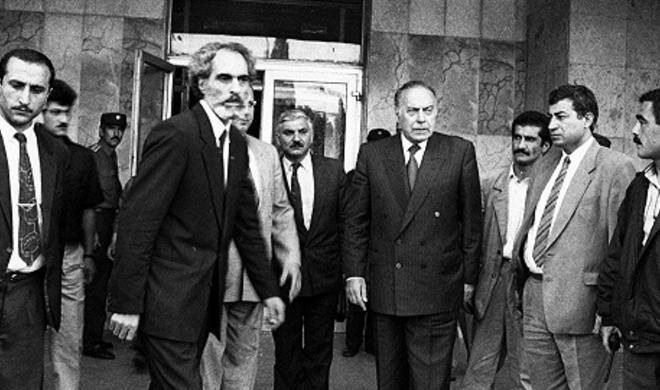Sensasion açıqlama: Əliyev Elçibəyi ölümdən xilas etdi