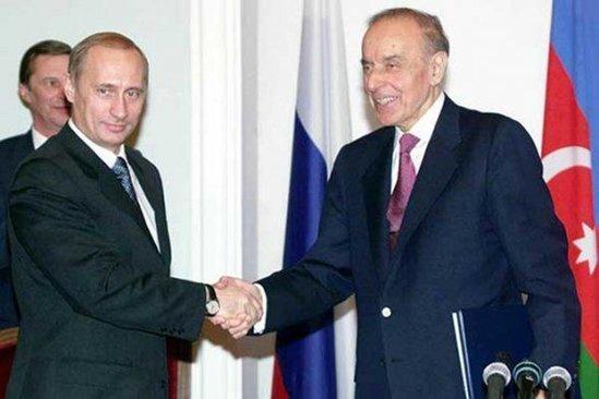 О политическом завещании Гейдара Алиева