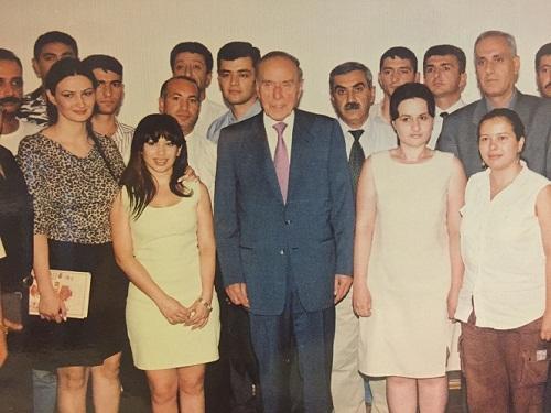 Heydər Əliyevin arzuladığı Azərbaycan… – Paşayeva