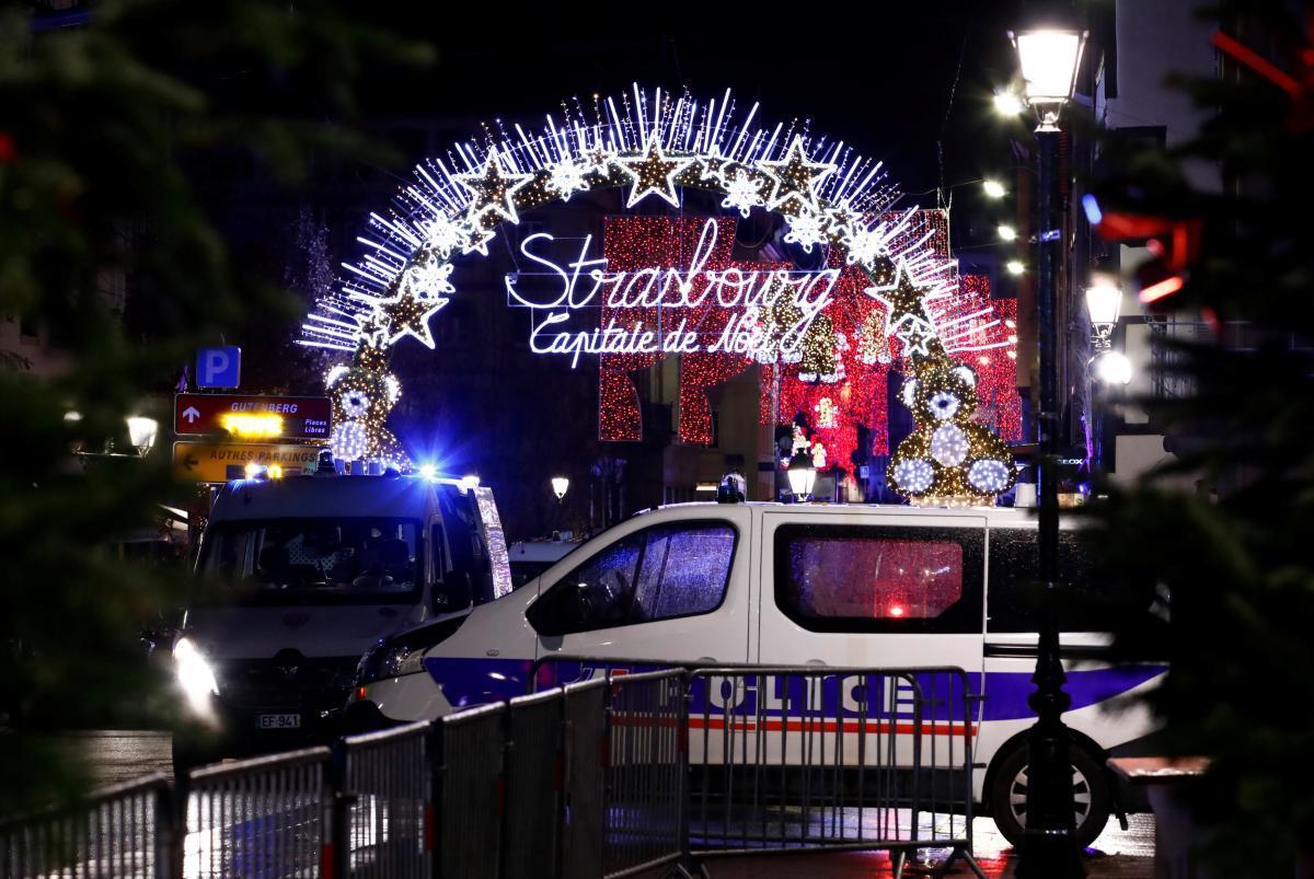 Устроивший стрельбу в Страсбурге имел 27 судимостей
