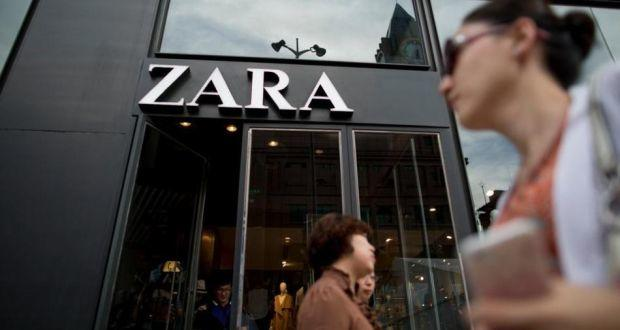 Zara owner Inditex profit fall short of estimates
