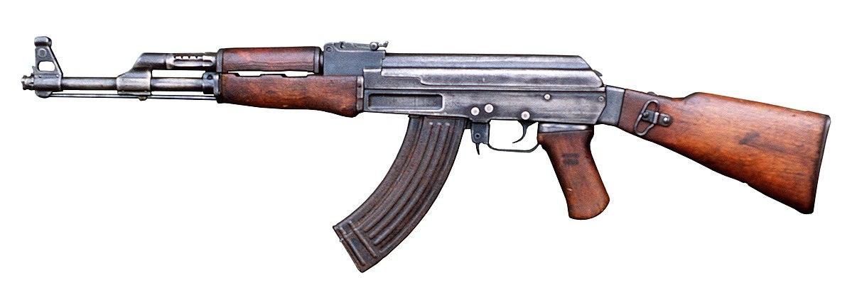 Production of Kalashnikov guns  launched in India in 2019