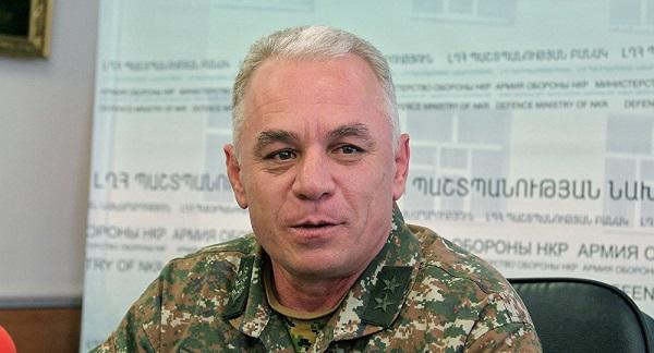 Командующий армянскими сепаратистами уволен