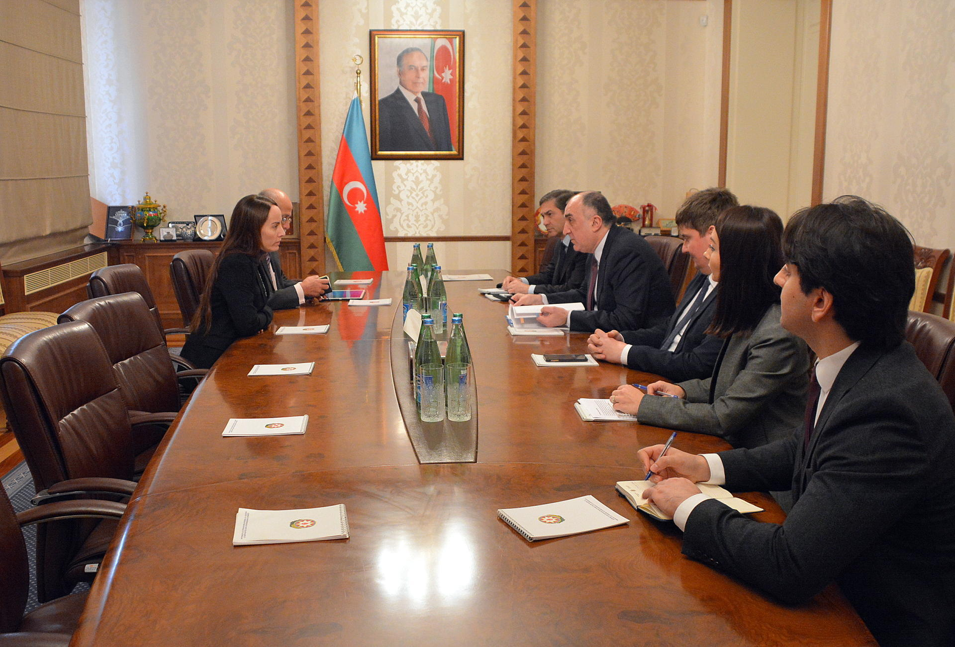 Azerbaijan, Inter-Parliamentary Union mull cooperation