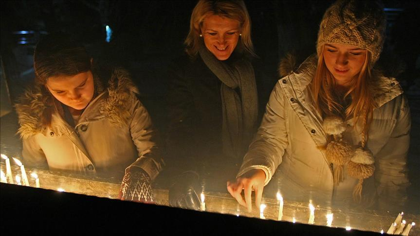 Christians visit ancient city in Turkey for pilgrimage