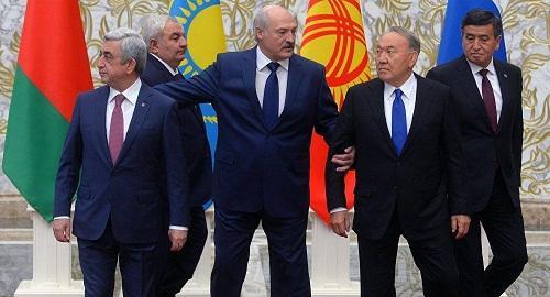 Серж, отдай эти 5 районов - сказал Лукашенко