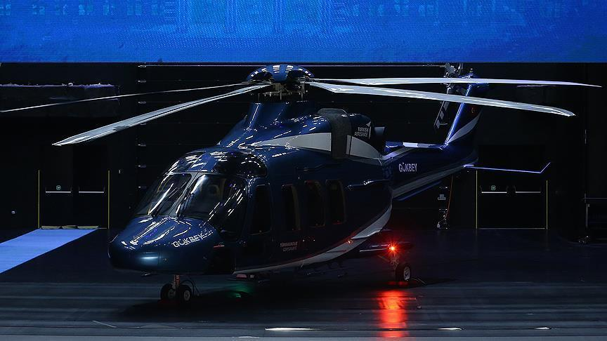 Турция в 2021 году начнет серийно производить новый вертолет