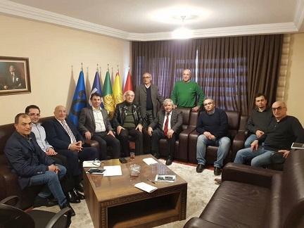 Ankarada Güney Azərbaycan şöləni - Foto