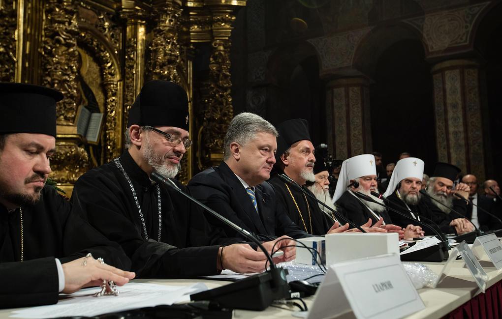Киев объявил о создании своей церкви